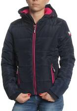 Superdry Winterjacke Women SPORTS PUFFER Navy