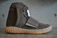 "Adidas Yeezy Boost 750 ""Light Brown Chocolate"" - LBROWN/LBROWN/GUM3"