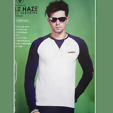 Smart TShirt For Mens Wear, Full Sleeves, Round Neck Cotton Fabric Tee For Mens