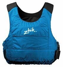 Zhik PFD Sailing Buoyancy Aid/Life Jacket - Cyan Blue