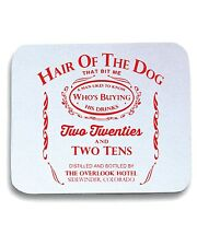 Tappetino Mouse Pad BEER0224 Hair of the Dog that Bit Me