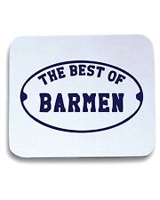 Tappetino Mouse Pad BEER0287 The-Best-of-Barmen-Magliette