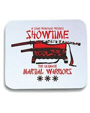 Tappetino Mouse Pad T0401 showtime the ultimate martial warriors arti marziali