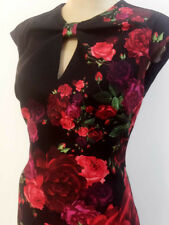 BNWT Ted Baker Mirrie Juxtapose Rose Dress SZ 1, 2, 3, 4,5