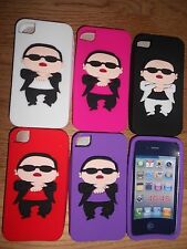iphone 4 4s case Gangnam style psy Bang tidy keep calm