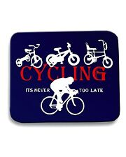 Tappetino Mouse Pad OLDENG00321 cycling cyclists