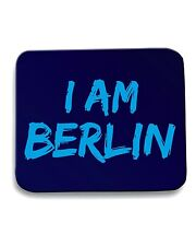 Tappetino Mouse Pad OLDENG00334 i am berlin
