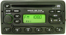 FORD 6000 CD PLAYER RADIO RDS WITH CODE FOCUS MONDEO FIESTA PUMA