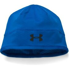 Under Armour Coldgear Infrared Run Mens Headwear Beanie Hat - Ultra Blue