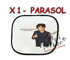 PARASOL ARE YOU READY ABRAHAM MATEO sunshield ES
