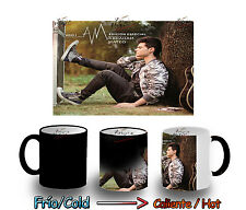 TAZA MAGICA WHO I ABRAHAM MATEO ESPECIAL MAGIC MUG tasse es