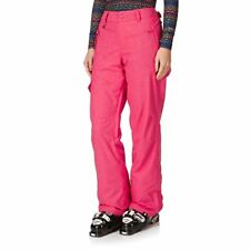 roxy WOMENS tonic SNOW PANT - pink - brand new with tags RRP £110