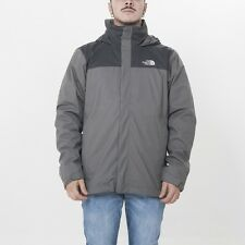 The North Face M Evolve II Tri JKT Fsbxgy/Asphltgy piumino uomo man giacca jacke