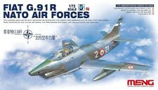 MNGDS-004S - Meng Model 1:72 - Fiat G.91R Nato Air Forces