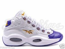 Reebok Kobe Question mid Classic basketball sneakers gym shoes W/Defect