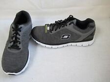 New! Men's Skechers Synergy Instant Reaction Style 51189  Charcoal  36J