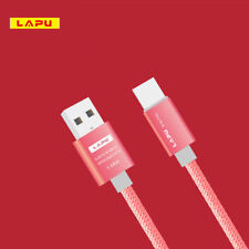 Braided SYNC USB Data Charger Charging Cable For iPhone 5s 6 6S 7 Plus Samsung
