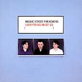 Manic Street Preachers - Everything Must Go (2001) CD / ALBUM