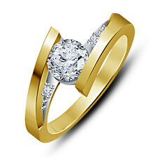 Traditional Two Tone 925 Silver Indian Style Designer Ring for your Lady Love