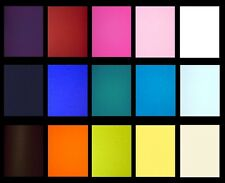 10 Sheets A4 Double Sided Coloured Card (Various Colours Available)