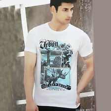 Printed TShirt For Mens Wear, Half Sleeves, Round Neck T-Shirt, Designer Printed