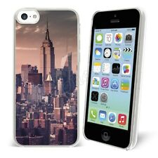 funda carcasa Iphone 3GS-4-4S-5-5S-SE-5C-6-6plus + 1 LÁMINA árbitro 322 NEW YORK