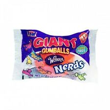 Awesome American Nerds Giant Gumball - Wonka Nerds Gluten Free Sweet - 65G