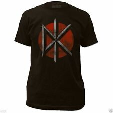 Dead Kennedys Punk Rock Band DK Distressed Logo T-Shirt New tee top without tag