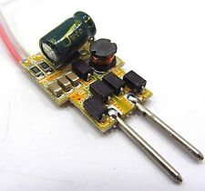 12V MR16 Pin Constant Current 300mA LED Driver 4-7 x 1W Power Supply DIY D51