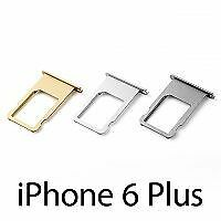 Apple Iphone 6 plus /6s plus -Golden  Replacement Nano Sim Card Holder Tray