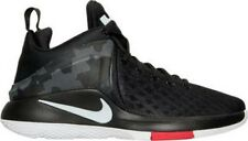 Men's Nike Lebron Zoom Witness Black/Anthracite/University Red 852439 002