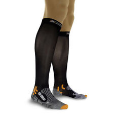 X Socks Run Energizer Long Mens Underwear Sports - Black Grey Orange All Sizes