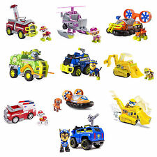 Paw Patrol Mission or Classic Vehicle & Figure - Marshall Chase Zuma Skye Rocky