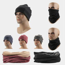 Windproof Winter Warm Head Scarf Thermal Half Face Mask Neck Warmer Headscarf