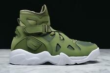 NIKE AIR UNLIMITED DAVID ROBINSON 889013 300 PALM GREEN/WHITE - NUBUCK/CANV