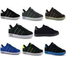 LONSDALE Baskets pour hommes TRAINERS CHAUSSURES Loisirs Sports NEUF ovale