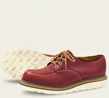 Red Wing  Mens Shoes 8103 Oxford Heritage Work Oro Russet Portage  Brick