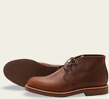 Red Wing  Mens Boots 9215 Foreman Chukka Heritage Work Briar Oil S..-Dark Brown