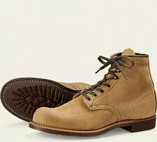 Red Wing  Mens Boots 3344 Blacksmith Heritage Work Hawthorne Muleskinne..-Beige