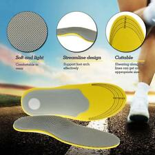 1 Pair Shoes Cushion Flatfoot Insert Shoes Pad Insole Support Pain Relief A1R1
