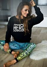 "Gym Hero ""Hero"" Sweatshirt"