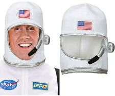 USA NASA Astronaute casque Armstrong SCIENCE-FICTION Espace Homme Cerf