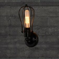 APLIQUE PARED VINTAGE JAULA RETRO-INDUSTRIAL _ AG17A  (AGRALED)
