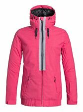 Roxy Jetty Solid - Snowboard Jacket pink - various sizes - BNWT