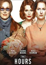 The Hours    2002 Movie Posters Classic & Vintage Cinema
