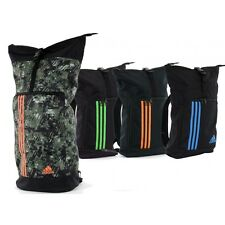 adidas Roll Top Military Training Bag Sack Backpack adidas Martial Arts Military