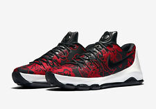 Nike KD 8 EXT Floral Mother's Day Mens Basketball Shoes Black Red 806393 00
