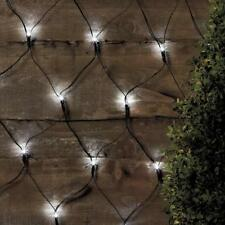 12 Red decorativa luces de Navidad solares LED jardin exterior balcòn