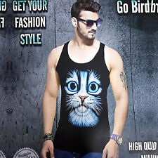 (Size-XXL-Chest-44 ) Stylish Sando For Mens , Cotton Fabric Sando (SKU-JB93203)