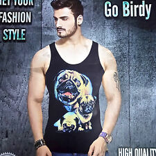 (Size-XXL-Chest-44 ) Printed Sando For Mens, Designer Look Smart (SKU-JB93206)